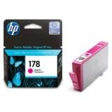 Оригинальный картридж HP CB319HE пурпурный картридж №178