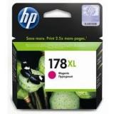 Оригинальный картридж HP CB324HE пурпурный картридж №178XL