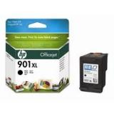 Оригинальный картридж HP CC654AE чёрный картридж №901XL