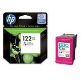 Оригинальный картридж HP CH564HE трёхцветный картридж №122XL