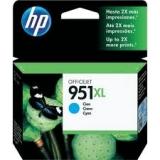 Оригинальный картридж HP CN046AE голубой картридж №951XL