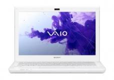 Ноутбук Sony VAIO SV-S1312E3R/W