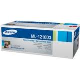 Оригинальный картридж Samsung ML-1210D3 чёрный