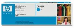 Оригинальный картридж HP C8551A голубой картридж