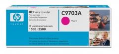 Оригинальный картридж HP C9703A пурпурный картридж