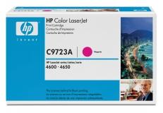Оригинальный картридж HP C9723A пурпурный картридж