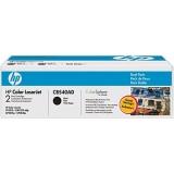 Оригинальный картридж HP CB540AD (Сдвоенная упаковка чёрных картр. CB540A)