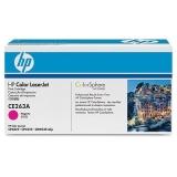 Оригинальный картридж HP  CE263A пурпурный картридж