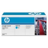 Оригинальный картридж HP CE271A голубой картридж