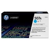 Оригинальный картридж HP CE401A голубой картридж