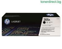 Оригинальный картридж HP CE410A чёрный картридж