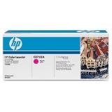 Оригинальный картридж HP  CE743A пурпурный картридж