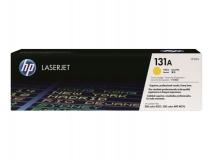 Оригинальный картридж HP CF212A жёлтый картридж