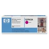 Оригинальный картридж HP Q3963A пурпурный картридж