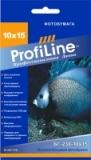 Фотобумага Profline высокоглянцевая БГ-230-10Х15-500