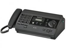Факс Panasonic KX-FT504RUB