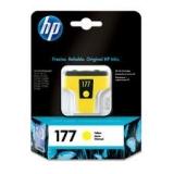 Оригинальный картридж HP  C8773HE жёлтый №177