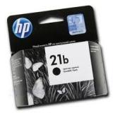 Оригинальный картридж HP C9351BE простой чёрный картридж №21b