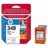 Оригинальный картридж HP C9369EE фотокартридж №348