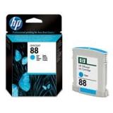 Оригинальный картридж HP C9386AE голубой картридж №88