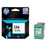 Оригинальный картридж HP C9363HE трёхцветный картридж №134