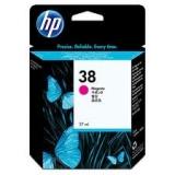 Оригинальный картридж HP C9416A пурпурный картридж №38